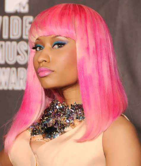 Here's the debut album from Nicki Minaj, Pink Friday.