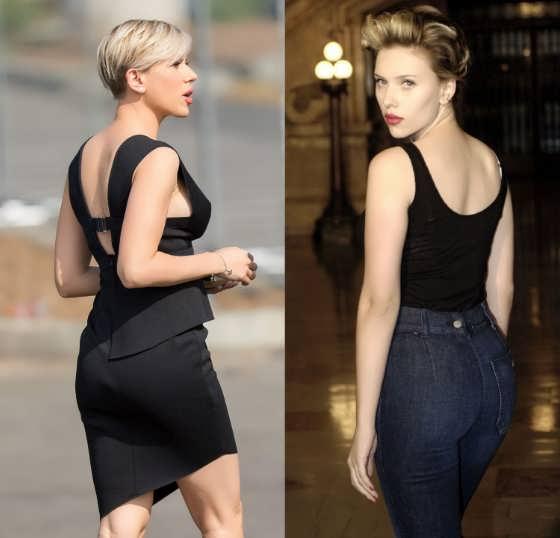 Did Johansson Get A Butt Lift?