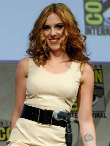 Scarlett Yohansson 2009