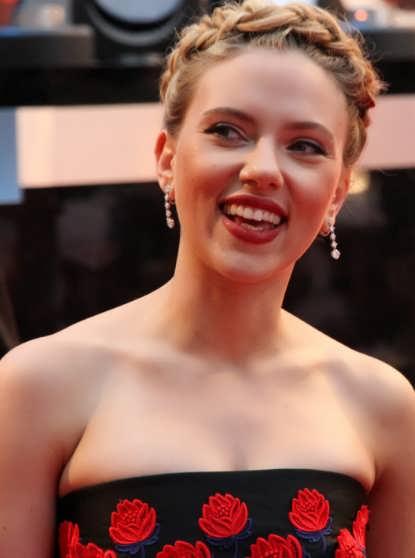 Scarlett Yohansson 2012
