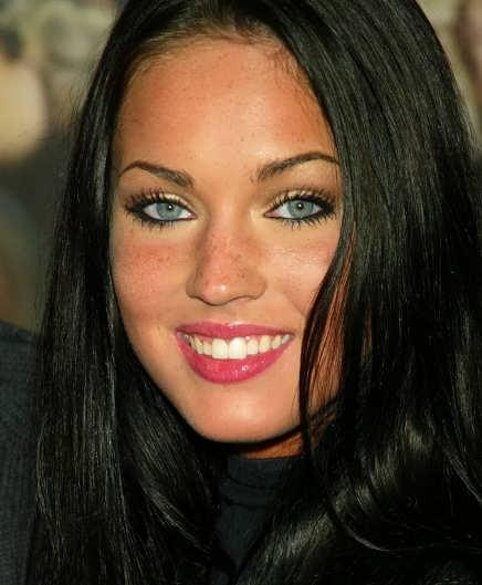 Megan Fox in 2004