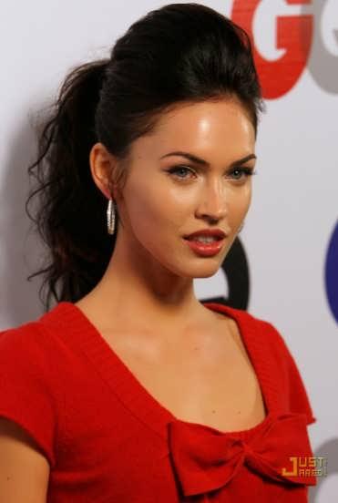 Megan Fox in 2007