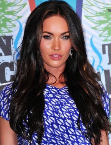Megan Fox in 2010