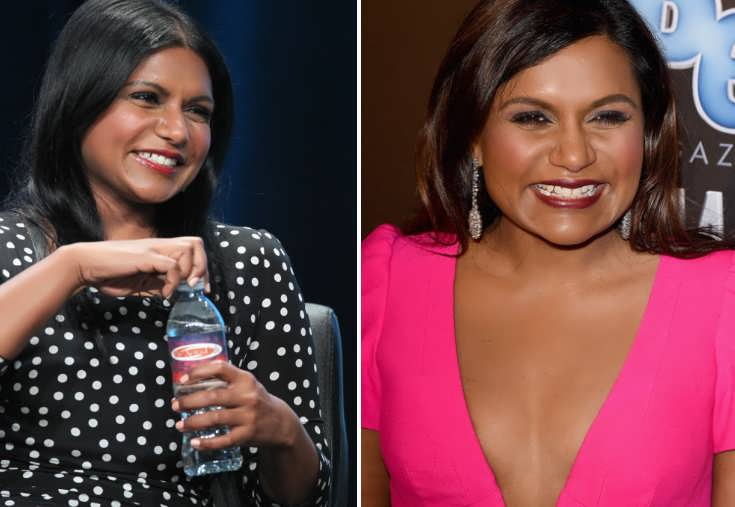Mindy Kaling's Teeth