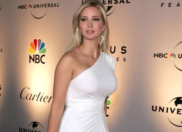 Ivanka 2007 - Side View