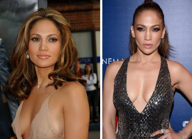 Has Jennifer Lopez Had A Boob Job