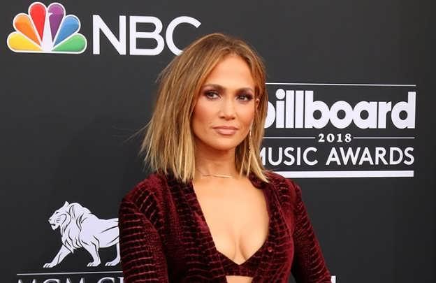 Jennifer Lopez 2018