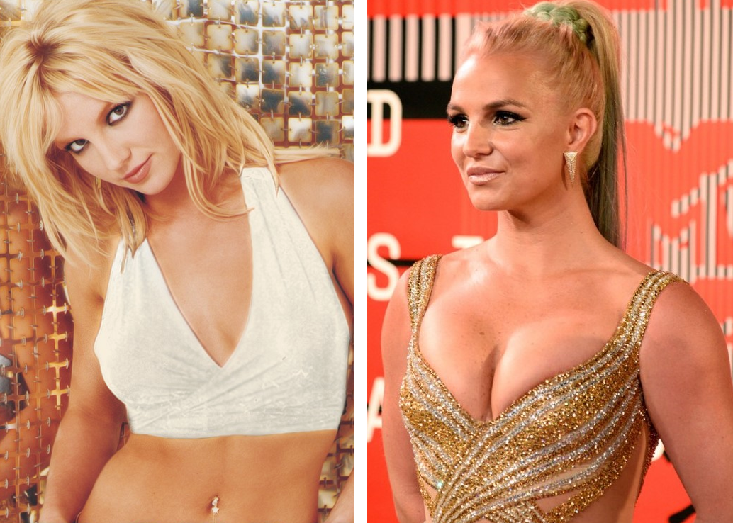 Does Britney Spears Have A Boob Job