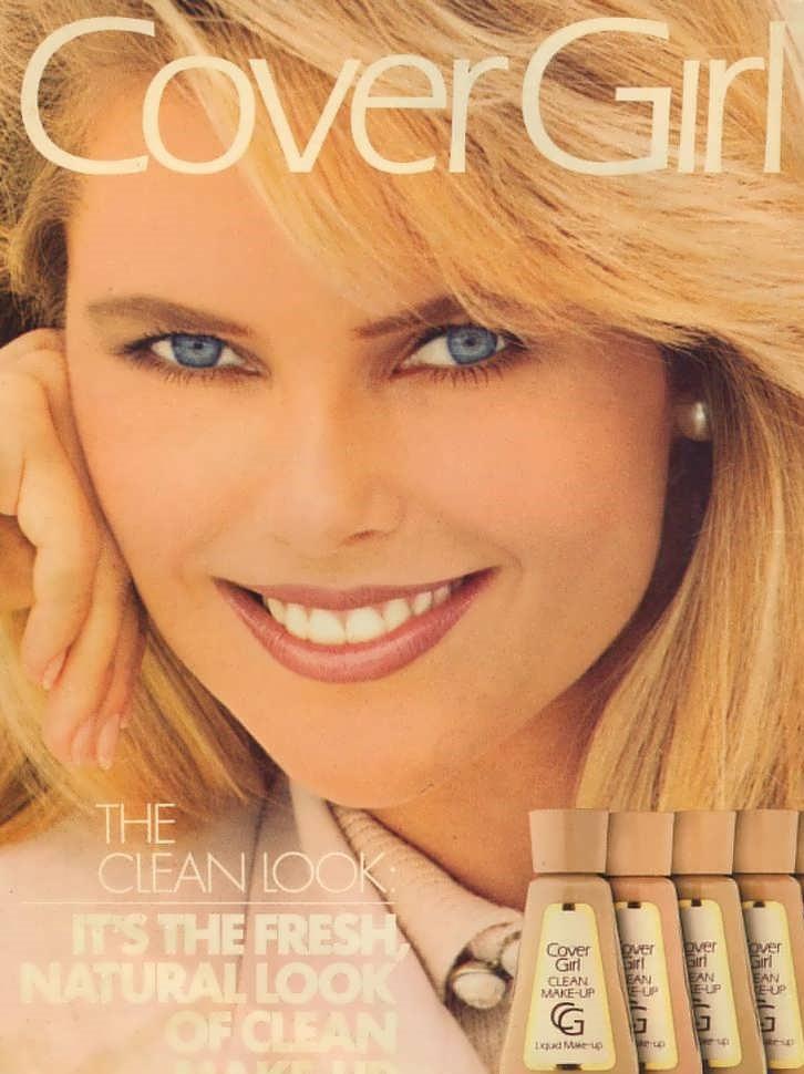 Christie Brinkley 1992