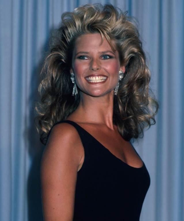 Christie Brinkley 1983