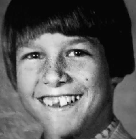 Young Tom Cruise when he was a kid