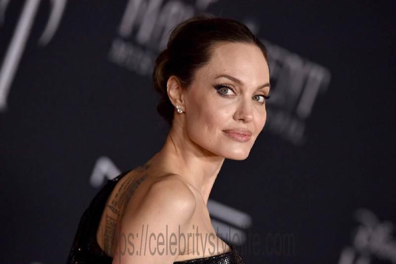 Angelina Jolie's