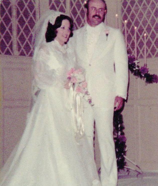 Robin Mcgraw in 1976 - Big Wedding Day