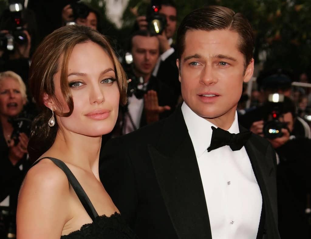 Angelina Jolie & Brad Pitt 2006