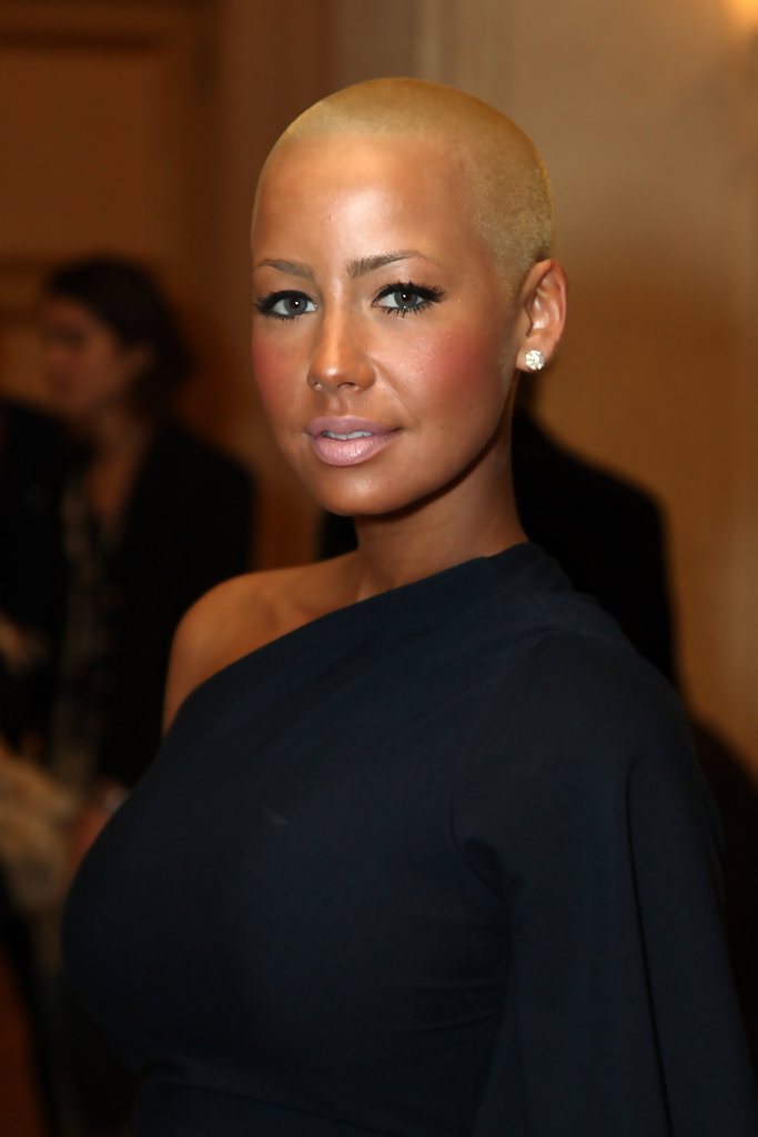 Amber Rose 2002 - 19 Years Old