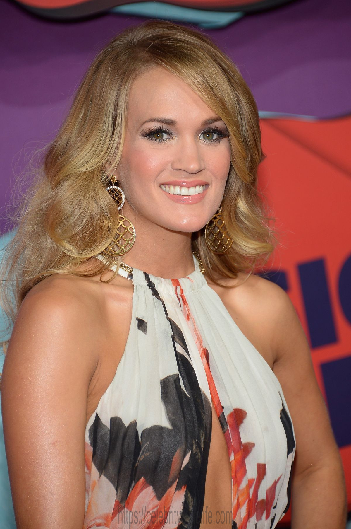 Carrie Underwood in 2014