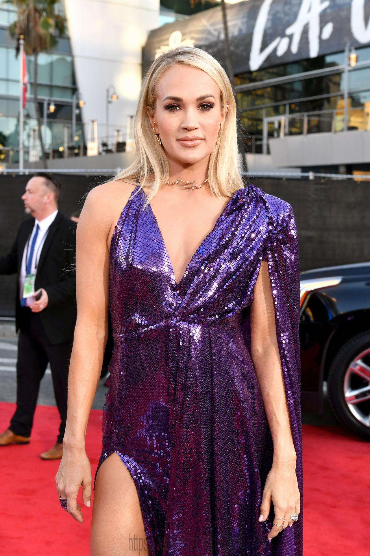 Carrie Underwood in 2019