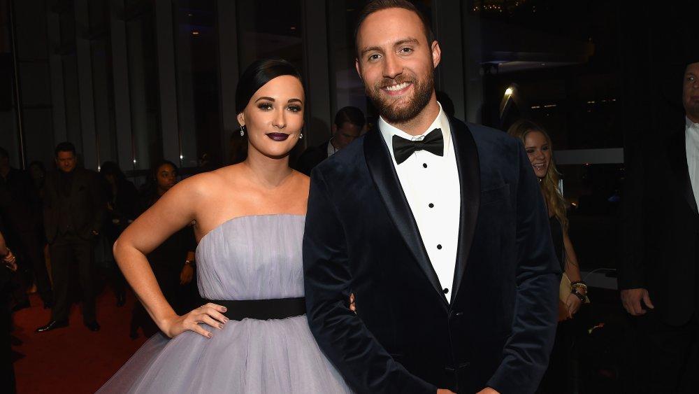 Kacey Musgraves y su esposo Ruston Kelly