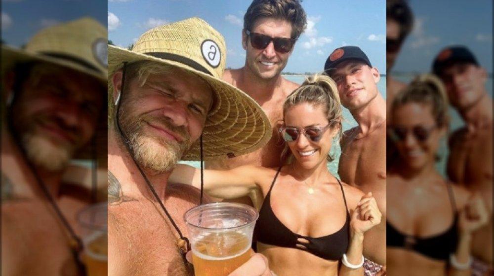 Kristin Cavallari, Jay Cutler, Justin Anderson y Austin Rhodes