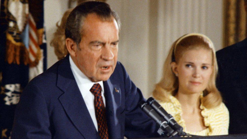 Richard Nixon, Tricia Nixon