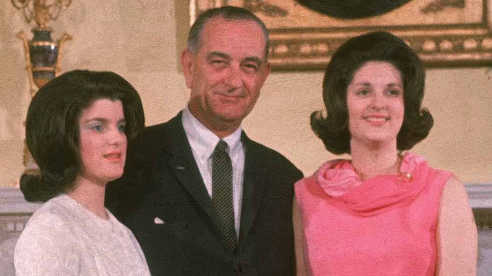 Luci Johnson, Lyndon Johnson, Lynda Johnson
