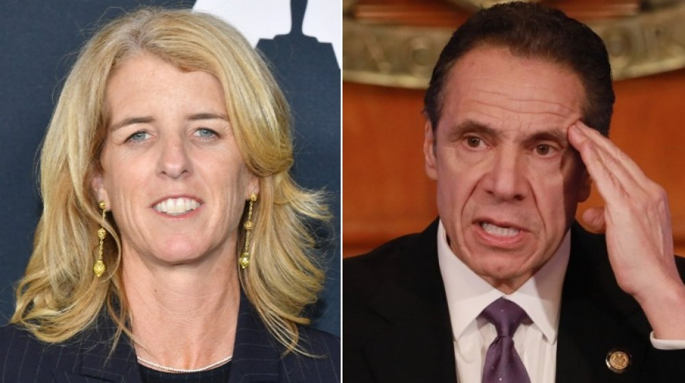 Rory Kennedy, Andrew Cuomo