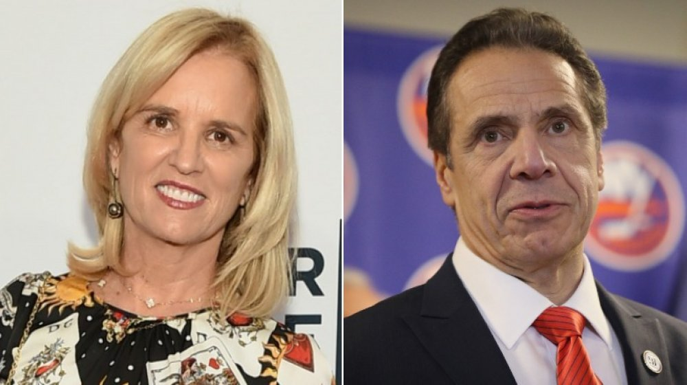 Kerry Kennedy, Andrew Cuomo