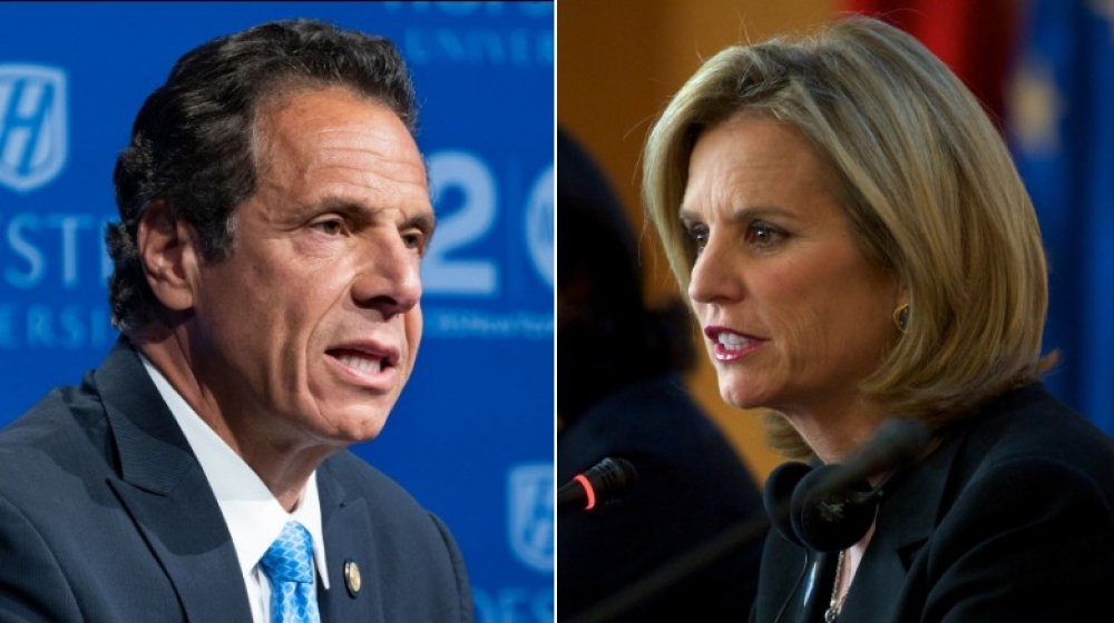 Andrew Cuomo, Kerry Kennedy