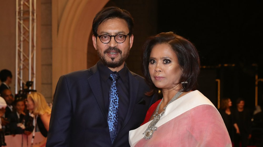 Irrfan khan y esposa sutapa sikdar