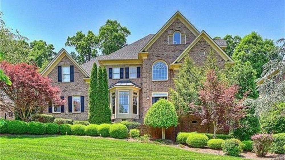 La casa de Fantasia Barrino en Charlotte, NC