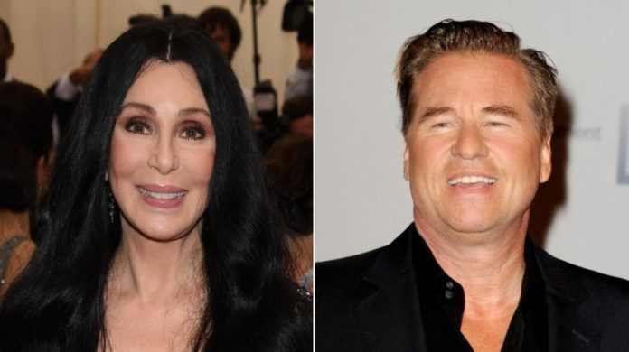 Cher y Val Kilmer