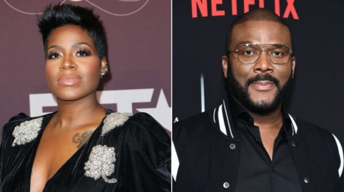 Fantasia Barrino, Tyler Perry