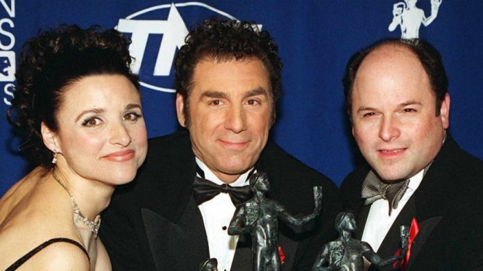 Julia Louis-Dreyfus, Michael Richards, Jason Alexander