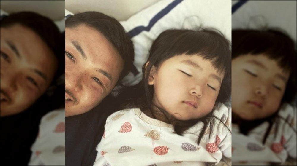 Takumi Kawahara, su hija.