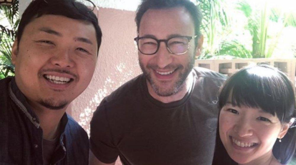 Takumi Kawahara, Simon Sinek, Marie Kondo