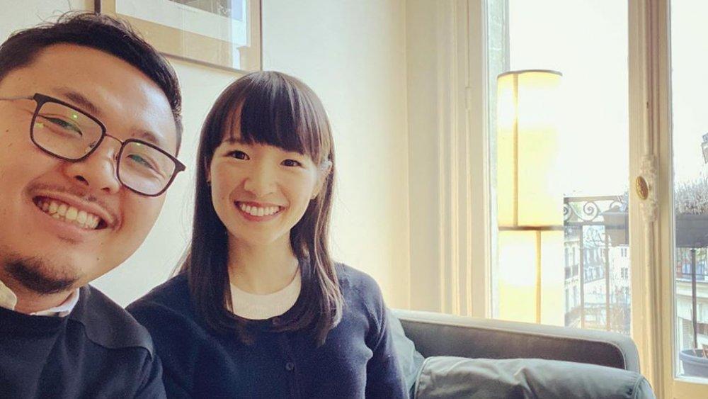 Takumi Kawahara, Marie Kondo