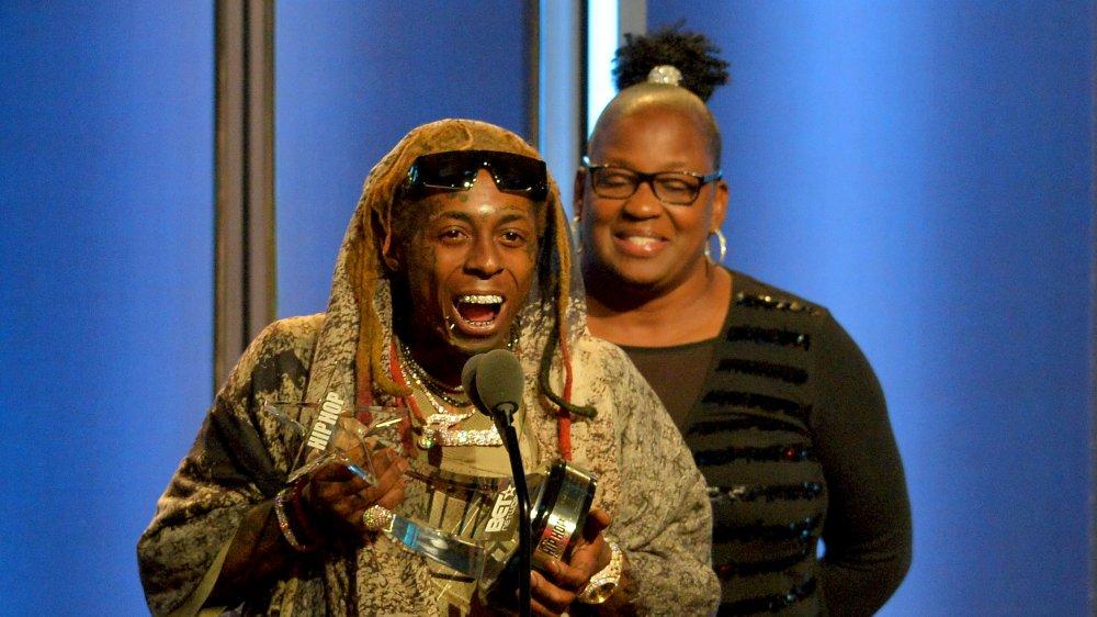 Lil Wayne y Jacida Carter