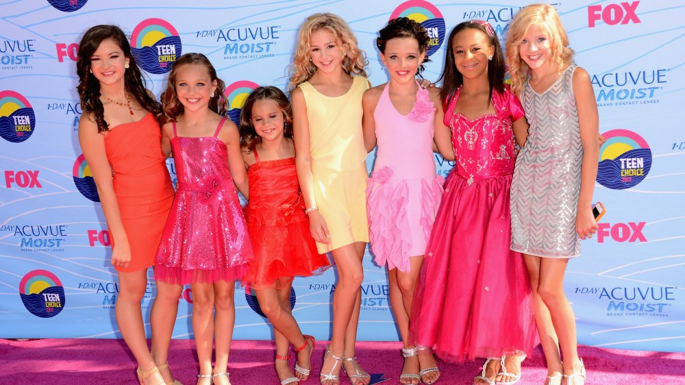 Elenco de Dance Moms