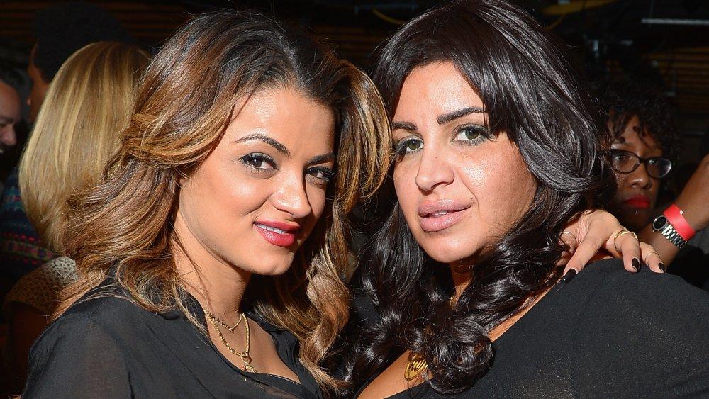 Golnesa Gharachedaghi, Mercedes Javid