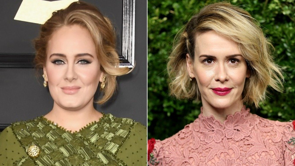 Adele, Sarah Paulson