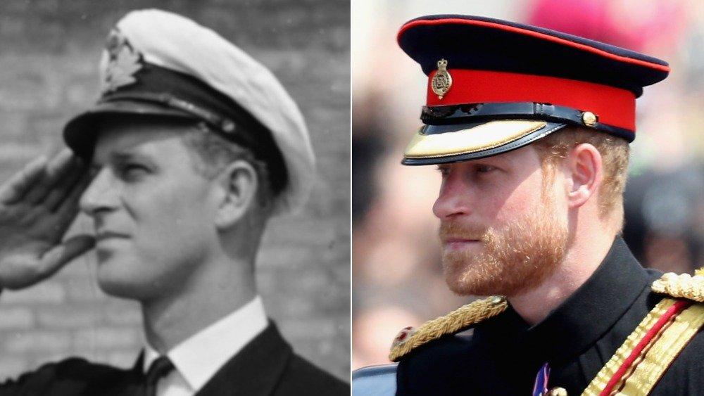 Príncipe Felipe, Príncipe Harry