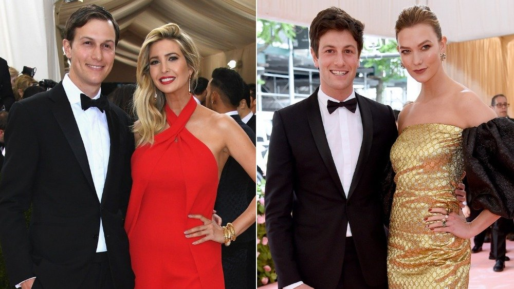 Jared Kushner, Ivanka Trump, Joshua Kushner, Karlie Kloss
