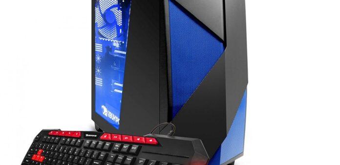 las mejores PC de juegos con menos de $ 500