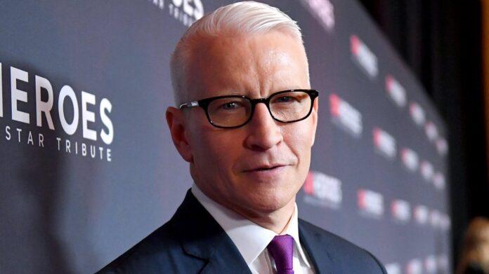 Anderson Cooper tiene hijo Wyatt