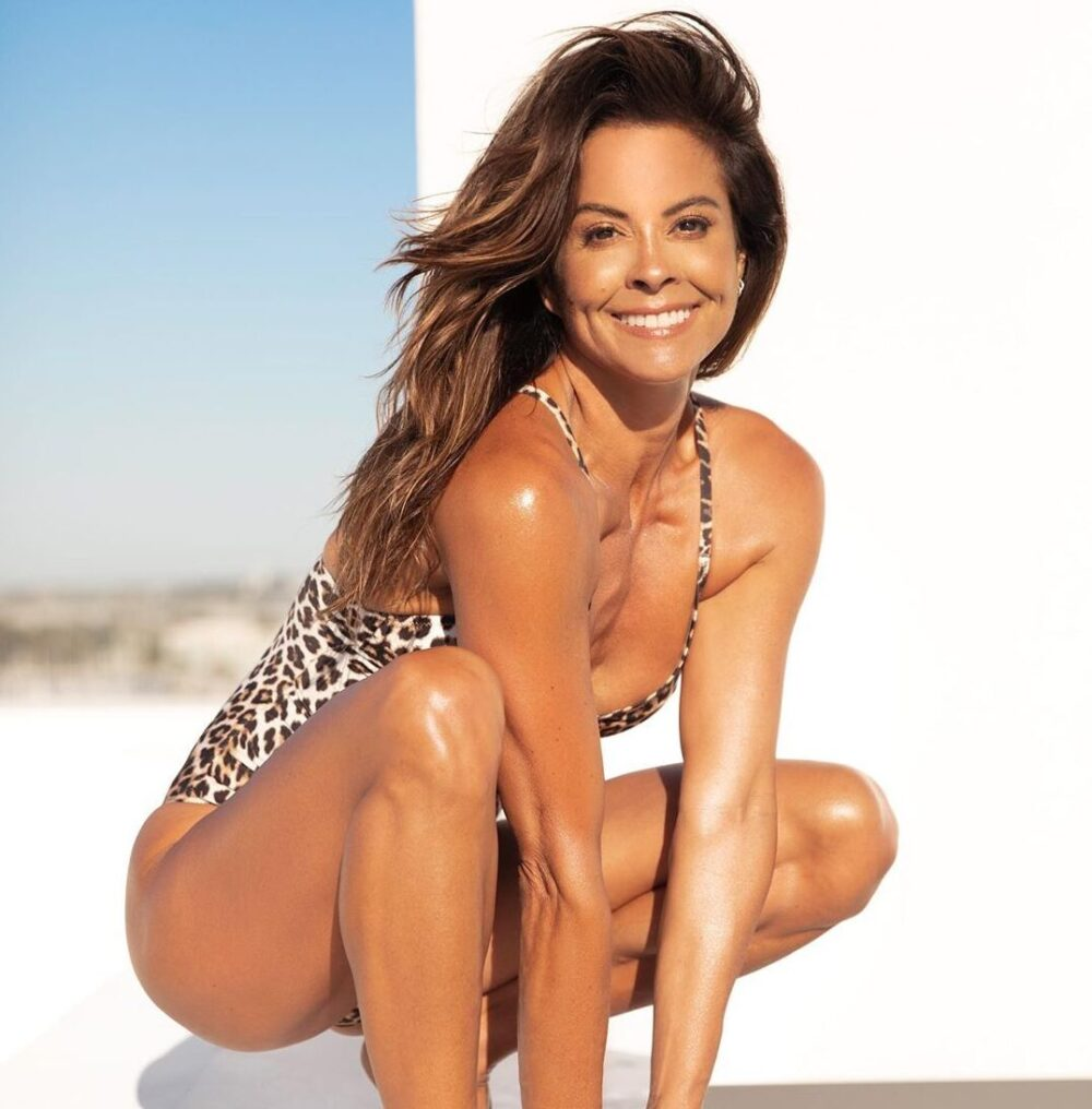 Brooke Burke Shows Off Incredible Figure At The Age Of 48