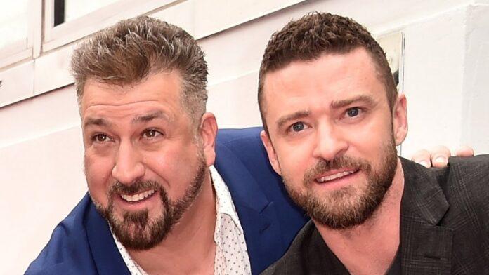 Joey Fatone, Justin Timberlake