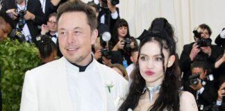 Elon Musk y Grimes asisten a la Gala del Instituto de disfraces Heavenly Bodies: Fashion & The Catholic Imagination