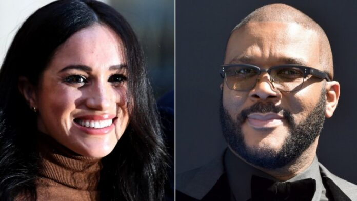 Meghan Markle y Tyler Perry