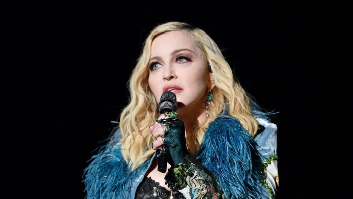 Madonna comes under fire for George Floyd's callous tribute